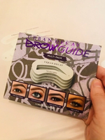 Used Urban decay brow guide, 8 shapes in Dubai, UAE
