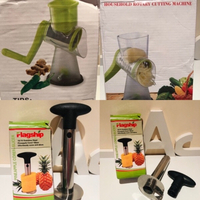 Used Veggie cutter & pineapple corer slicer in Dubai, UAE