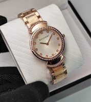 Used Bvlgari women's watch new in Dubai, UAE