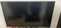 Used Monitor 27 inch dell with supply in Dubai, UAE