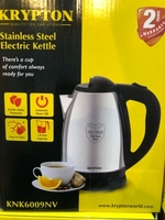Used Electric kettle new/1.8L/stainless steel in Dubai, UAE