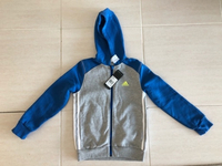 Used Adidas jacket  for a boy size 7-8 years  in Dubai, UAE