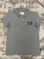 Used Philipp Plein Polo for kids Gray 7-8yrs in Dubai, UAE