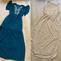 Used Bundle of maxi dresses  in Dubai, UAE