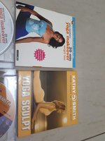 Used Yoga VCD 2 pcs in Dubai, UAE