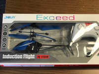 Used Infrared helicopter with remote toy in Dubai, UAE