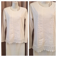 Used Cotton Top with 2 skirts size S in Dubai, UAE