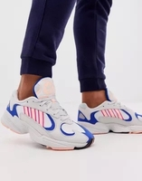 Used Adidas yung-1 CRYWHT ROYAL BLUE in Dubai, UAE