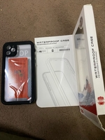 Used Ultimate water proof phone case I phone  in Dubai, UAE