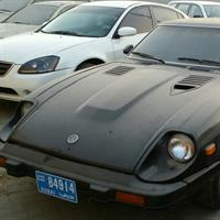 Used Datsun 280zx Turbo 4seat For Sale In Alain.manual Gear.قير عادي وارد in Dubai, UAE