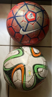 Used Nike and some another football Fill Air in Dubai, UAE