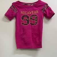 Used pink top for girls in Dubai, UAE