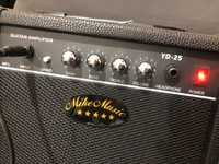 Used mike music electric guitar and amplifier in Dubai, UAE