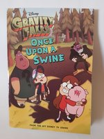 Used GRAVITY FALLS (once upon a swine) book in Dubai, UAE