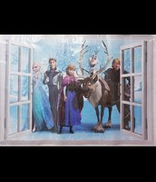 """Used Quality """"Frozen"""" Wallpapers  x 6pcs in Dubai, UAE"""