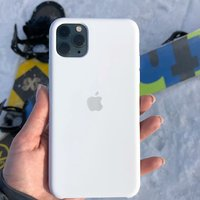 Used silicone case cover for iphone pro max in Dubai, UAE