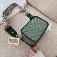 Used Small green square bag in Dubai, UAE