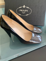 Used Prada shoes authentic size 39.5 in Dubai, UAE