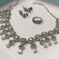 Used Accessories, necklace, earrings, ring in Dubai, UAE