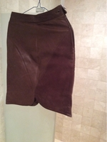 Used Leather skirt. From Italy. Small size  in Dubai, UAE