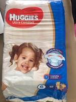Used Huggies diapers in Dubai, UAE