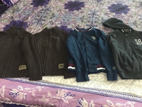 Used 4 pieces Jackets Boys😀 in Dubai, UAE