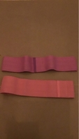 Used Resistant bands for sport M-L-XL in Dubai, UAE