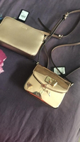 Used Authentic gold DNKY brand new bag in Dubai, UAE