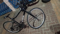 Used B'twin mountain bike  in Dubai, UAE