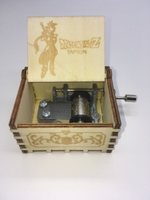 Used Dragon ball z tapion music box in Dubai, UAE
