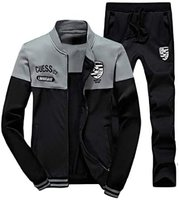 Used Brand new winter training suit Guess L in Dubai, UAE