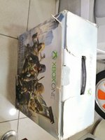 Used Xbox one assassin created with 2 games in Dubai, UAE