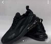 Used Nike Airmax 270 full black size 41 in Dubai, UAE