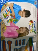 Used Kids Creative Puzzle - 4 in 1 in Dubai, UAE