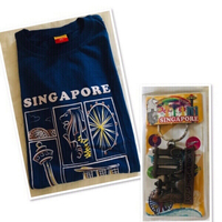 Used Cotton Tee shirt from Singapore/XL ♥️ in Dubai, UAE