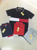 Used Polo with collar Tommy 4 pcs Large in Dubai, UAE