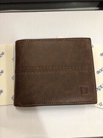 Used men leather wallet , in Dubai, UAE