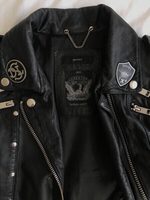 Used DIESEL leather jacket  in Dubai, UAE