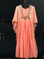 Used Gown fit for 14 years old girl in Dubai, UAE