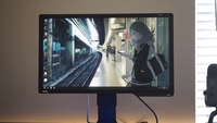 Used Benq 144hz monitor (xl2411p) in Dubai, UAE