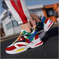 Used New colorful star running shoes size 39 in Dubai, UAE
