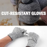 Used Brand new anti heavy duty cut gloves in Dubai, UAE