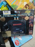 Used Mega Drive 2 Console Game 368in1 Games in Dubai, UAE