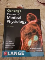 Used Ganong's Review of Medical Physiology in Dubai, UAE