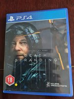 Used Death Stranding PS4 in Dubai, UAE