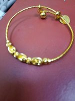 Used Bangle gold plated in Dubai, UAE