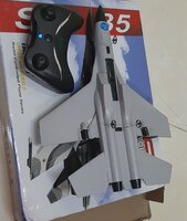 Used Mini RC Airplane ! in Dubai, UAE