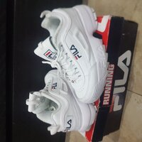 Used Original FILA Disruptor II Shoes in Dubai, UAE