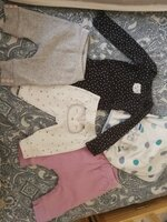 Used 5 items. New born - 3 month. in Dubai, UAE
