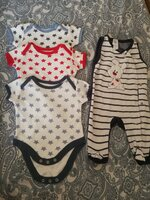 Used 4 baby items. 0-3 months in Dubai, UAE